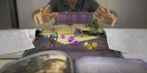 How Dungeons & Dragons Inspires Us to Tell Better Stories