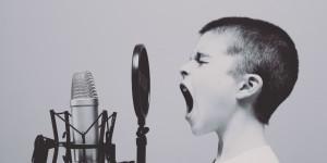 Prägnante Stimmen: Autoren als Hörbuchsprecher