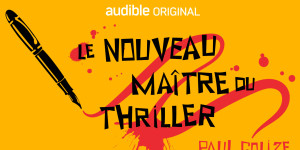 Le Nouveau Maître du Thriller, une comédie policière inédite de Paul Colize