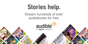 Audible Stories Launch