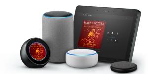 Come ascoltare audiolibri e podcast con Alexa