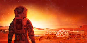 Brandon Q. Morris - Über die Möglichkeiten, den Mars zu erobern