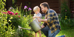Listening and Gardening Go Together Like Peas in a Homegrown Pod