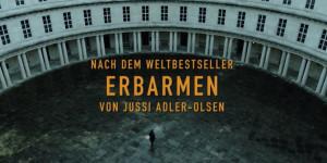 Erbarmen von Jussi Adler-Olsen ab heute im Kino!