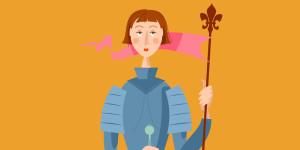 Wir sind Päpstin! Historische Romane mit Heldinnen