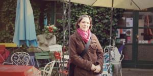Auf einen Schnack mit Christiane Marx