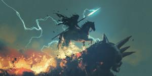 Hexen im Weltall: Die besten Science-Fantasy-Titel