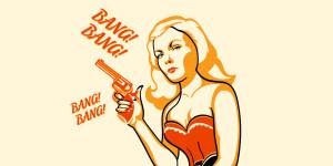 Wenn Frauen morden