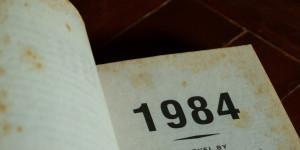 1984, le grand livre de Georges Orwell