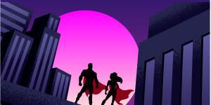 Das sind die beliebtesten Superhelden im Netz