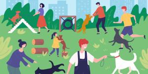 Auf den Hund gekommen: Hörbücher mit und über Hunde