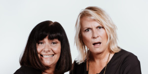 French & Saunders Are Back with a Brand New Podcast