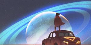 Top 10 Science Fiction Autoren: Auf dem Weg in die Zukunft
