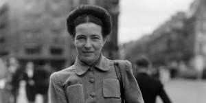 Simone de Beauvoir, écrivaine engagée
