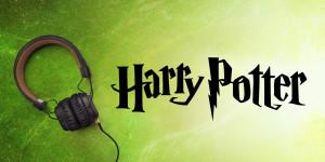 Gli audiolibri di Harry Potter per una maratona magica