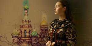 Historische Romane aus Russland