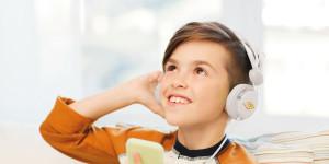 I migliori audiolibri per bambini da 0 a 11 anni
