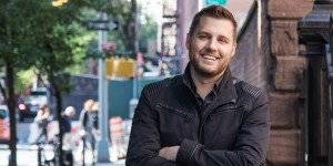 Mark Manson Wants You to Remember That 'Love Is Not Enough'