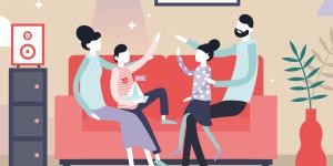Ferien aufs Ohr: Hörbücher für Kinder und Eltern