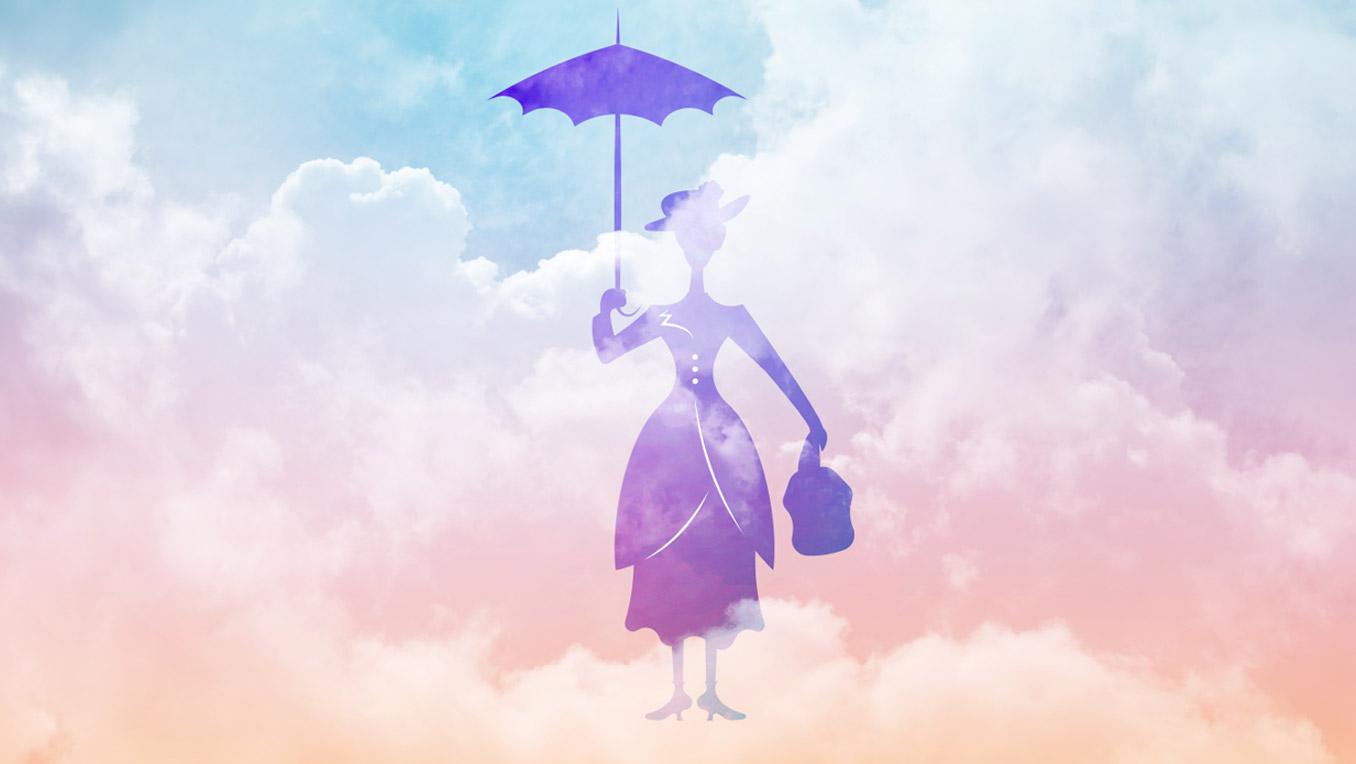 Mary Poppins Geschichte