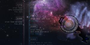 Endlich Ordnung im Universum mit der Star-Trek-Zeitlinie