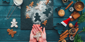 Weihnachten Hörbücher: so wird Plätzchenbacken noch weihnachtlicher