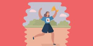 Auf gleicher Wellenlänge: Sportlerinnen auf Erfolgskurs