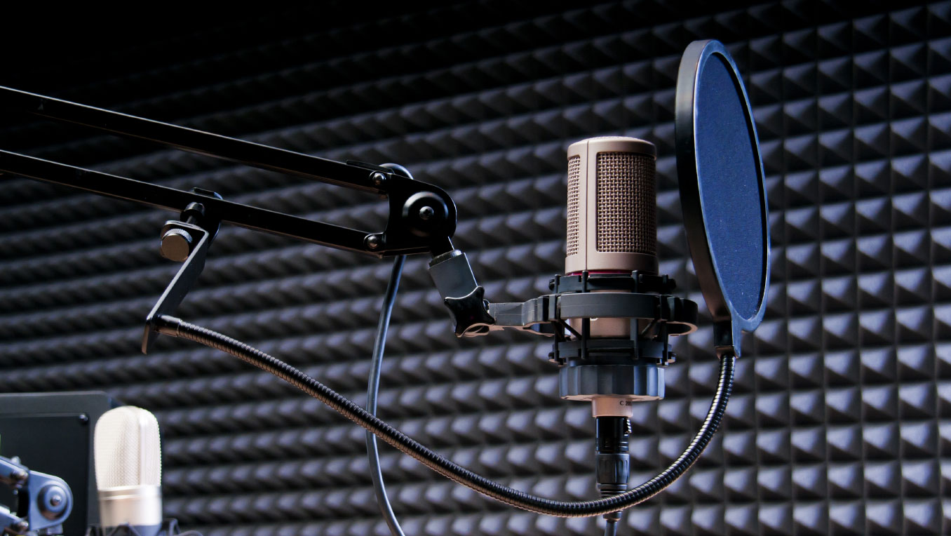Audible Microphones