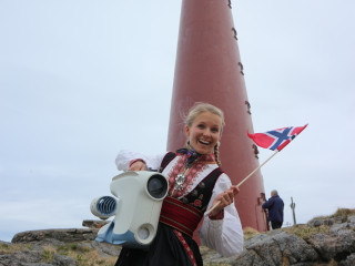 Celebrating the Norwegian Constitution Day