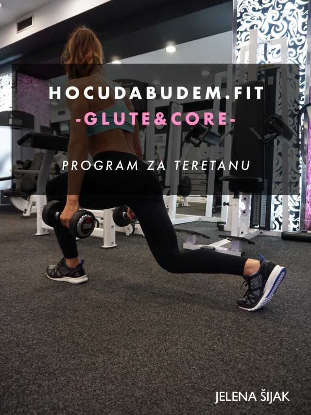 hocudabudem.fit - početni program