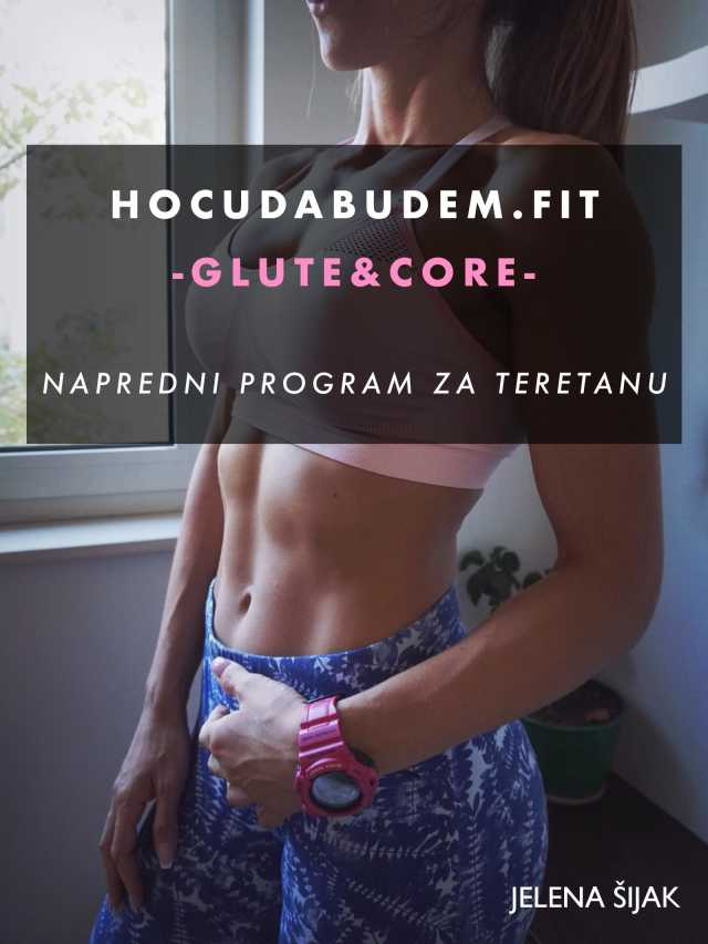 hocudabudem.fit - napredni program