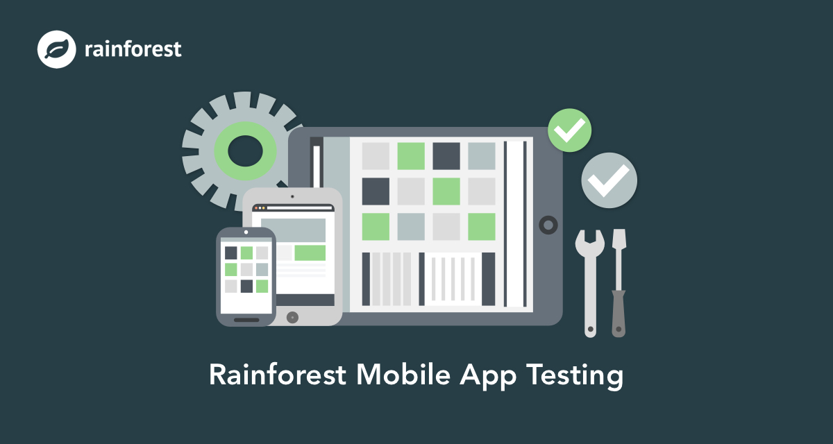 mobile app testing rainforest qa