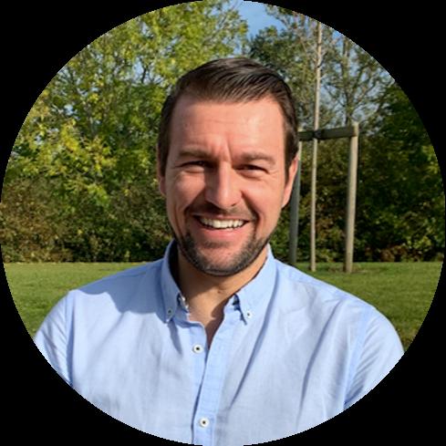 Head of Marketing - Ollie Upton