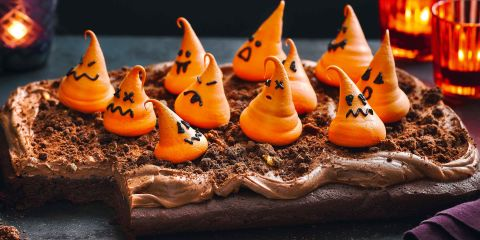 Ghoulishly good cake