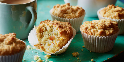 Fruity brunch muffins