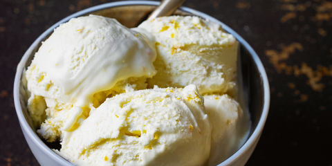Brandy butter ice cream