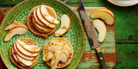 Toffee apple thins