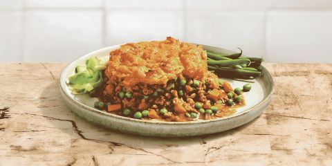 The Vegetarian Butcher Magic Mince cottage pie