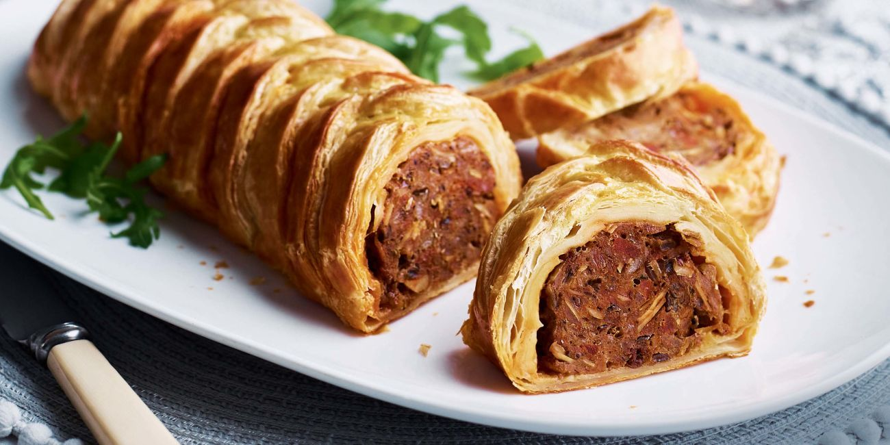 Ultimate sausage roll