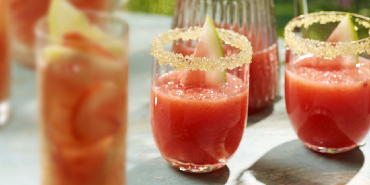Chilli watermelon cooler