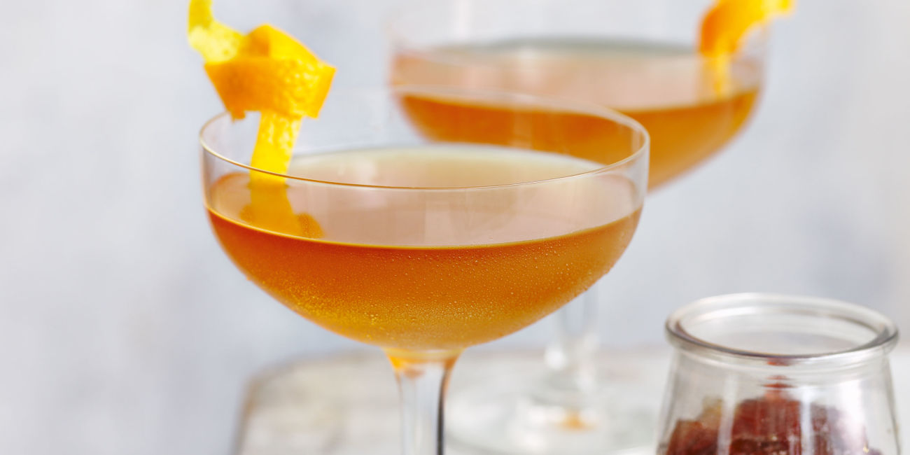 Brunch martini