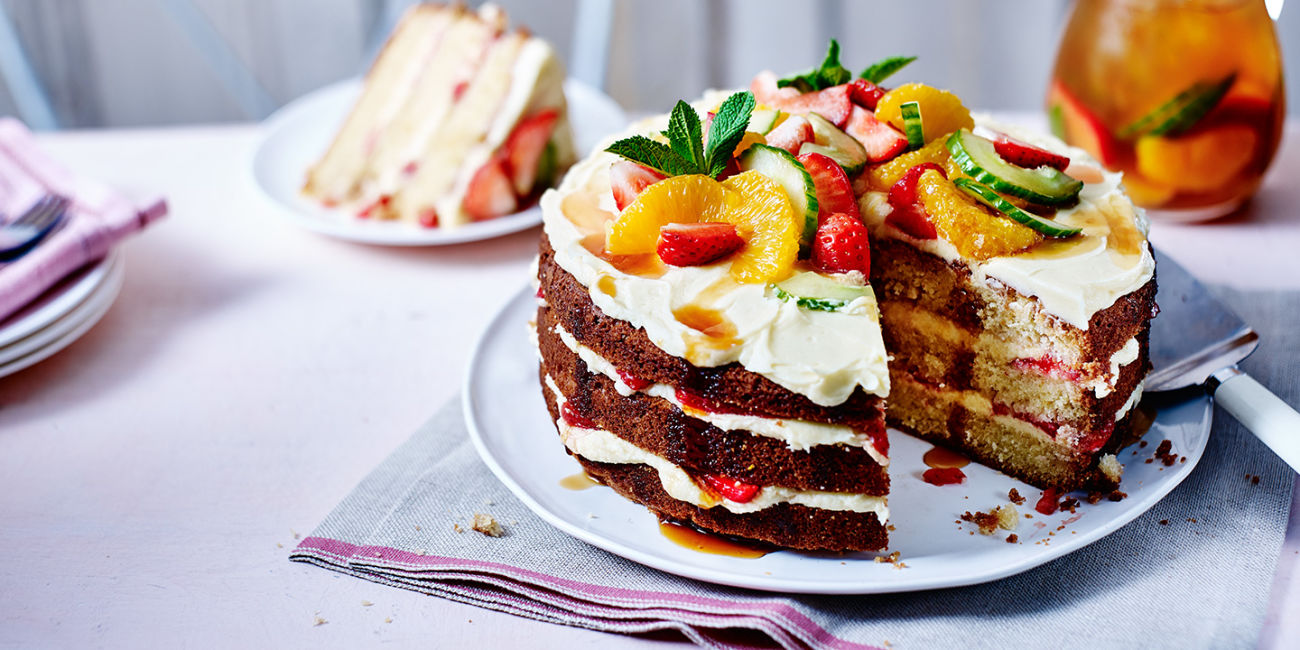 Pimm S Cake Recipes Co Op