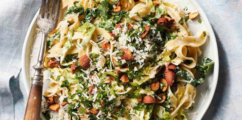 Savoy Cabbage Pasta Co Op