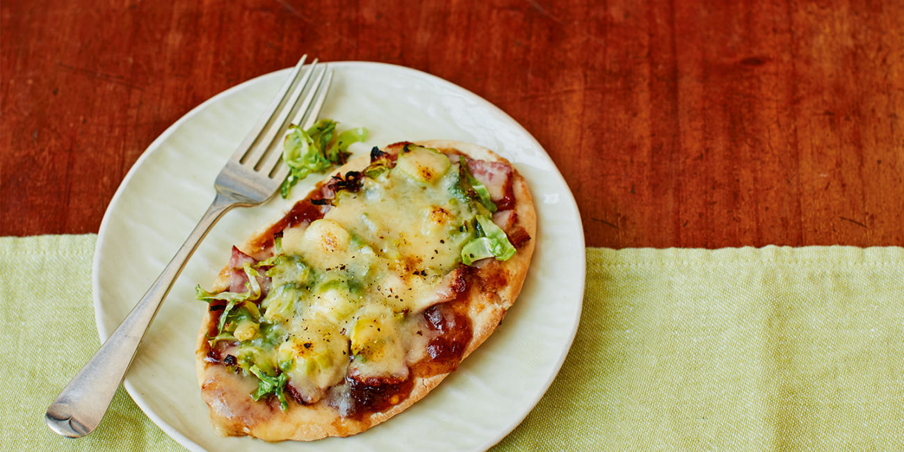 Sprout flatbreads