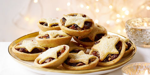 Apple mince pies