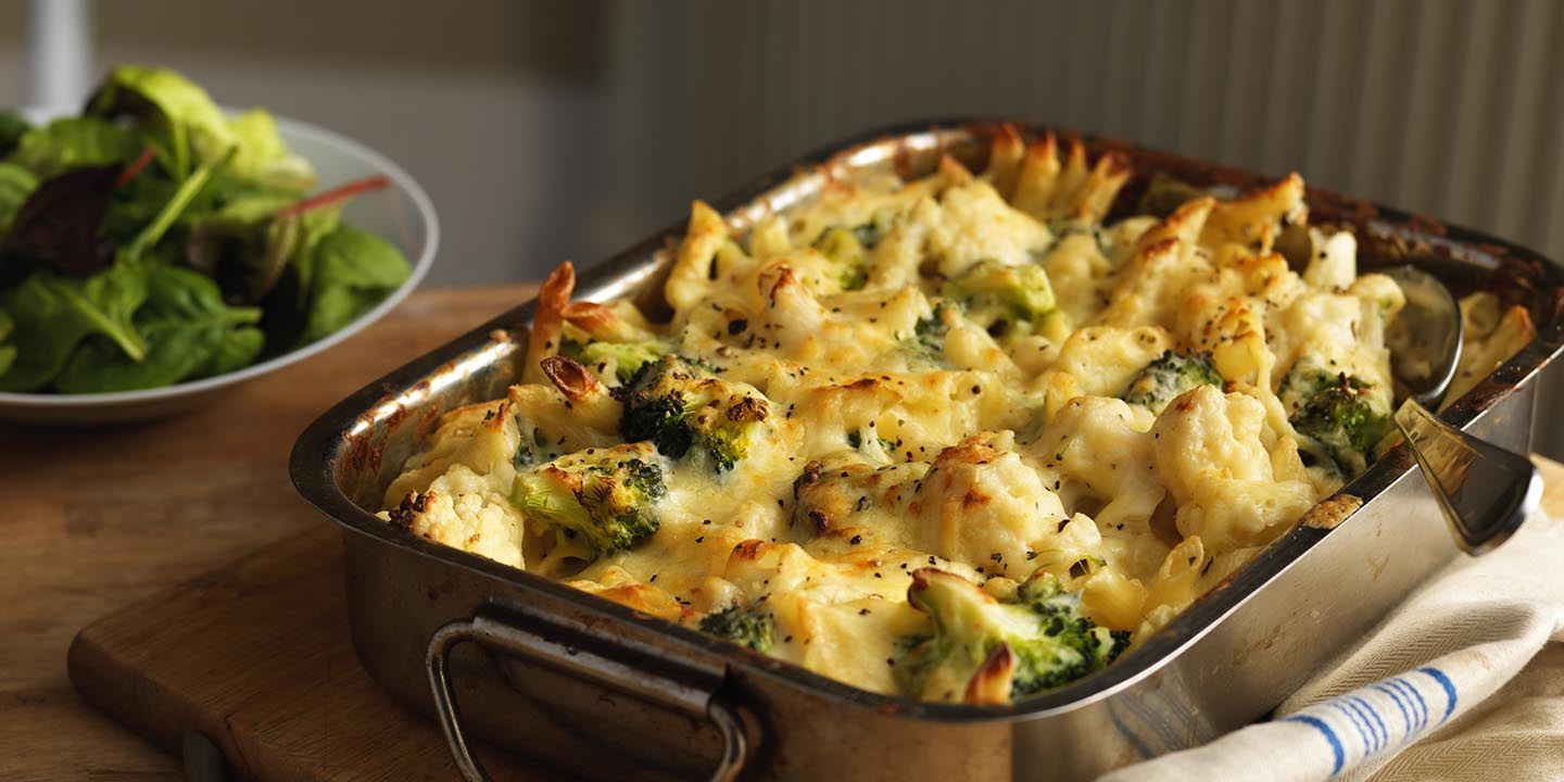 Image result for Cheesy Baked Broccoli