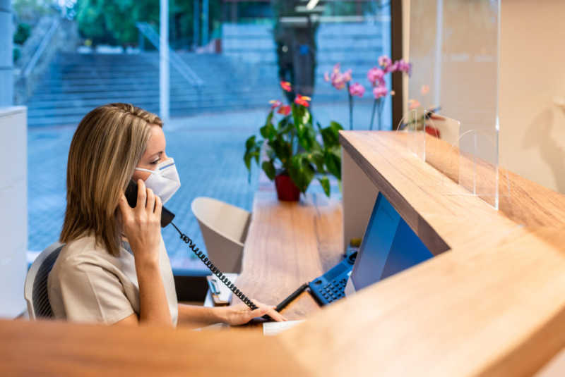 The Top 18 Receptionist Skills to Look for in 2021 - PackageX