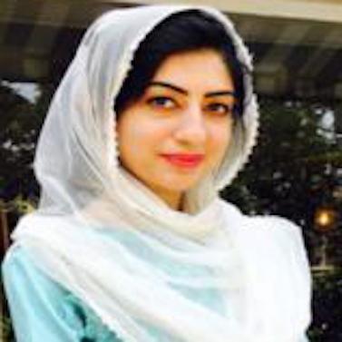 Azza Shahid