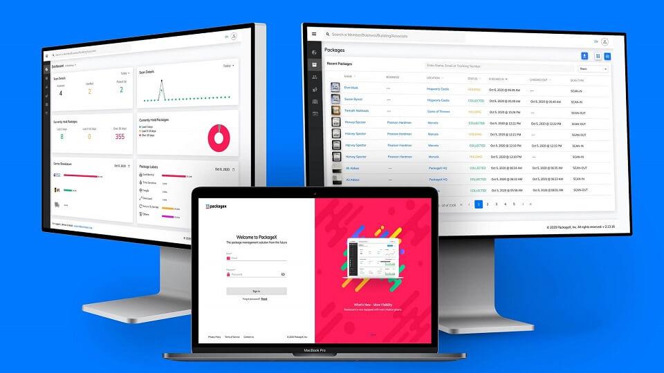 PackageX Mailroom: Best Mailroom Management Software