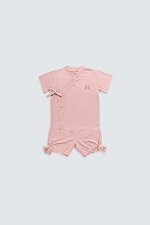 Mumsandbabes - Bamboo & Bub Haruki Sets Rose